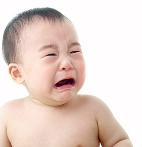 how to make a baby stop crying