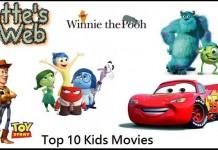 Top 10 Kids Movies