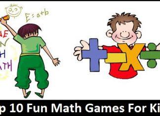 Fun Math Games For Kids